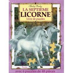 La septième licorne : Livre de puzzles