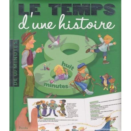 8 MINUTES 4121 LE TEMPS D'UNE HISTOIRE