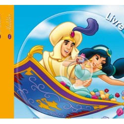 Aladin mon petit livre cd Disney