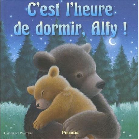 ALFY C'EST L'HEURE DE DORMIR 8303