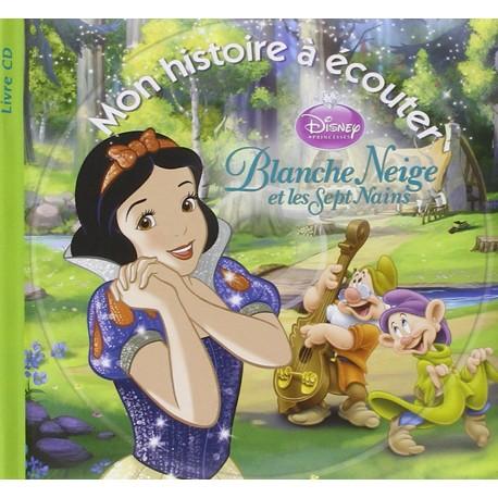 BLANCHE NEIGE LIVRE + CD