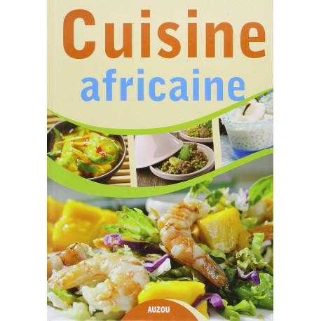 cuisine africaine auzou