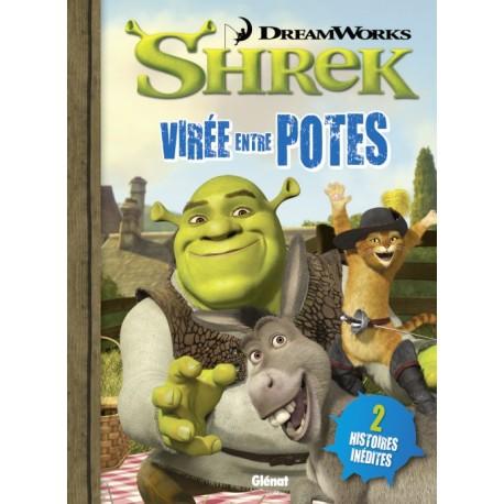 Shrek virée entre potes
