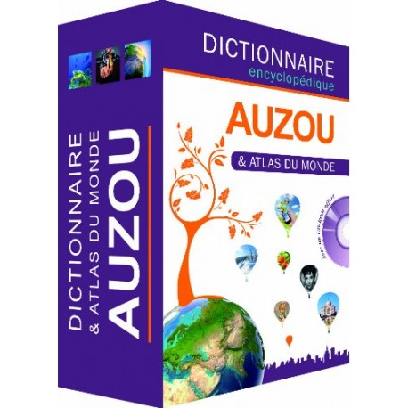 dictionnaire encyclopedique auzou& atlas du monde