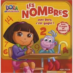 Les nombres avec Dora, c'est gagné !