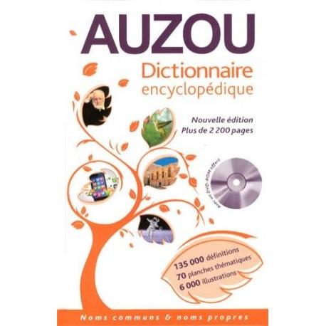 dictionnaire encyclopedique+cd