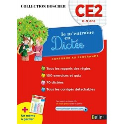 Boscher dictees CE2
