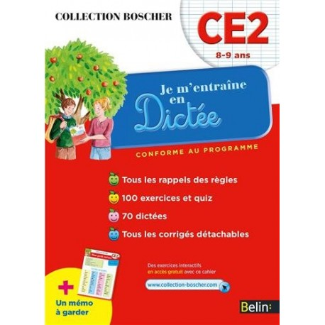 boscher dictees ce 2