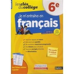 les cles du college francais 6e