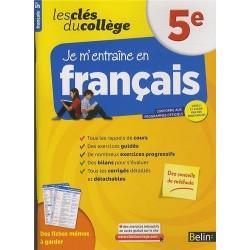 Les cles du college francais 5e