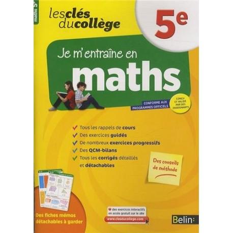 les cles du coleege maths 5e