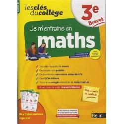 Les cles du college maths 3e