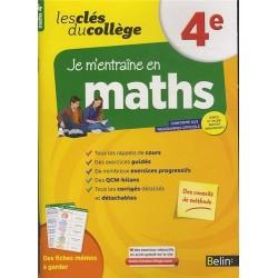 les cles du college maths 4e