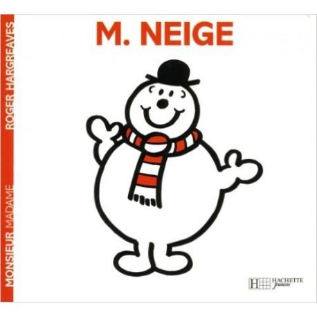 Monsieur Neige