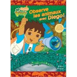 Observe les animaux avec Diego !