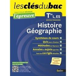 Les cles du bac tle l,es histoire geographie