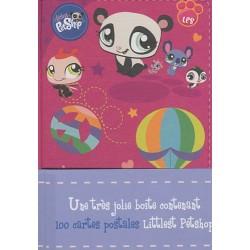Littlest PetShop : 100 cartes postales à collectionner