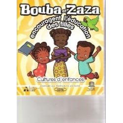 Bouba et Zaza encouragent l'éducation des filles