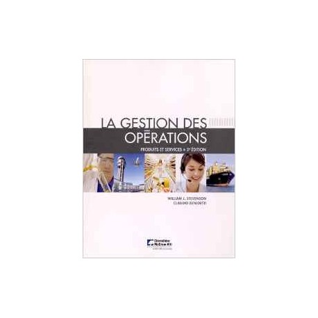 La gestion des opérations : Produits et services