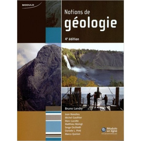 Notions de géologie