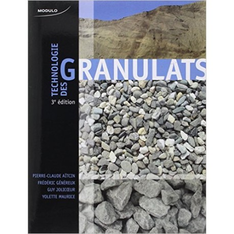 Technologie des Granulats. 3 ed