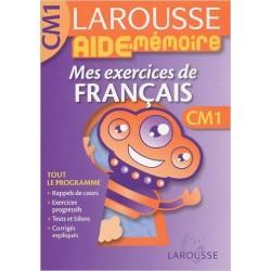 Mes exercices de français CM1