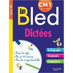 Bled cahier dictéés CM1