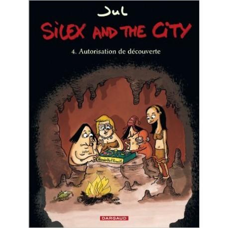 AUTORISATION DE DECOUVERTE SILEX AND THE CITY