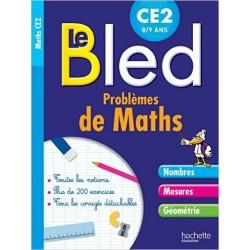 Bled problemes de Maths CE2
