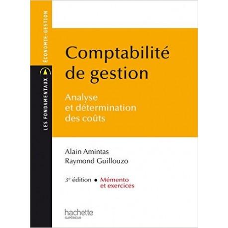 COMPTABILITE DE GESTION LES FONDAMENTAUX