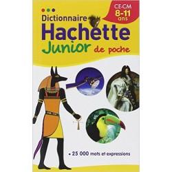 Dictionnaire Hachette Junior Poche 8-11 ANS