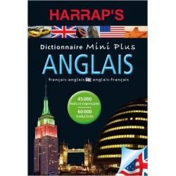 Harrap's Dictionnaire Mini Plus Anglais