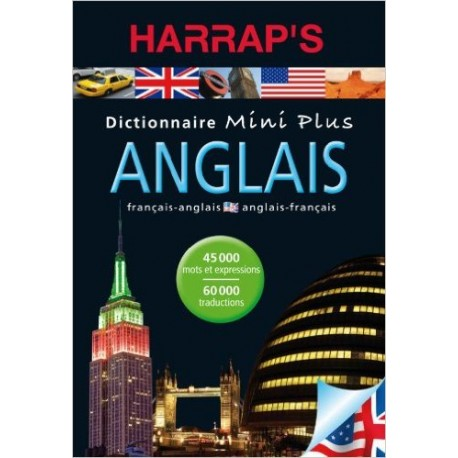 HARRAPS MINI PLUS ANGLAIS