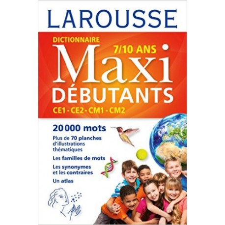 DICTIONNAIRE MAXI DEBUTANTS