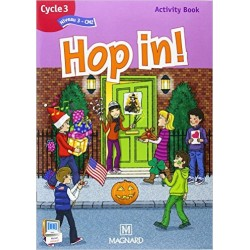 Hop in ! CM2 : Cycle 3, niveau 3, Activity Book