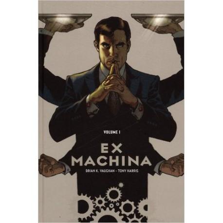EX MACHINA VOLUME 1