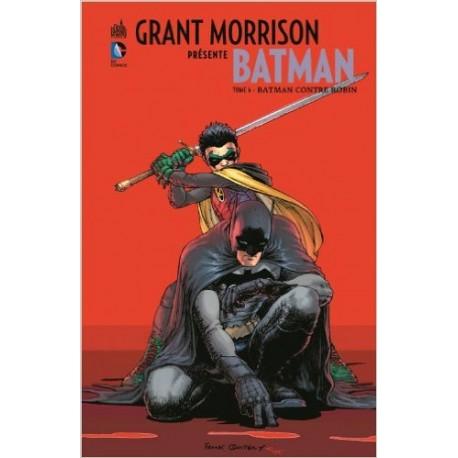 GRANT MORISSON PRESENT BATMAN