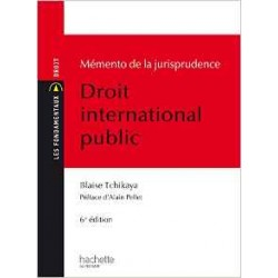 Les fondamentaux jurisprudence Droit International Public