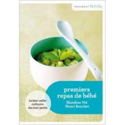 Les premiers repas de bebe