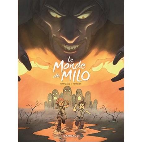 Monde de Milo (Le) - tome 2