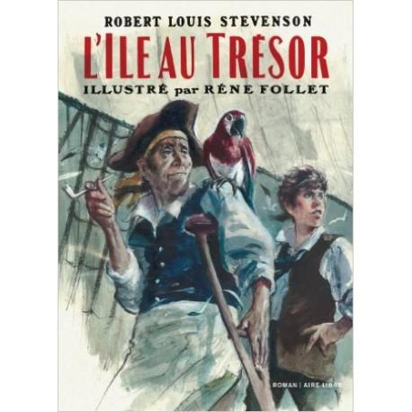 L'ILE AU TRESOR RENE FOLLET TOME 1