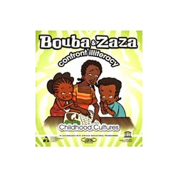 Bouba and Zaza Confront Illiteracy: Childhood Culture Series