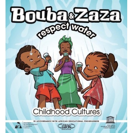 BOUBA ET ZAZA RESPECT WATER