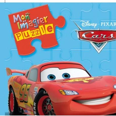CARS MON IMAGIER PUZZLE