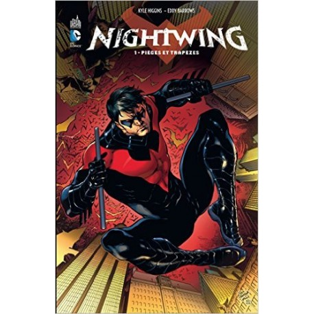 NIGHTWING 1PIECES ET TRAPEZES