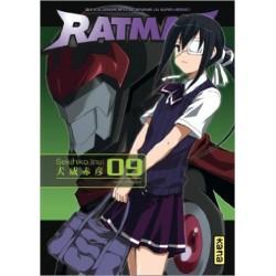 Ratman, tome 9