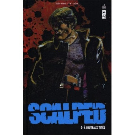 SCALPED TOME 9 CARTONNE