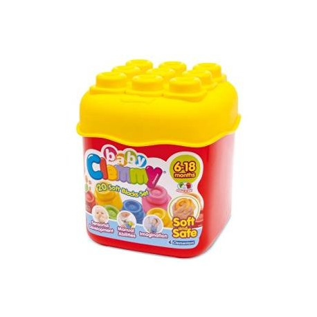 BABY CLEAMY CUBES 20 PIECES