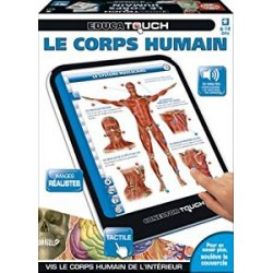 CONNECTOR TOUCH LE CORPS HUMAIN 6-14 ANS