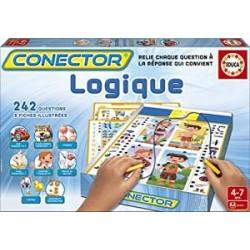 Educa - 16422 - Jeu Éducatif Électronique - Connector - Logique
